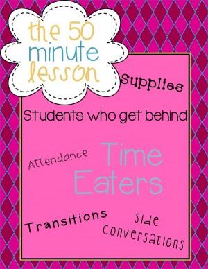 Successful 50 Minute Classes {Part 2}
