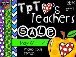 Happy Teacher Appreciation Day and a new product!