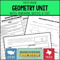 Geometry Unit | Maneuvering the Middle