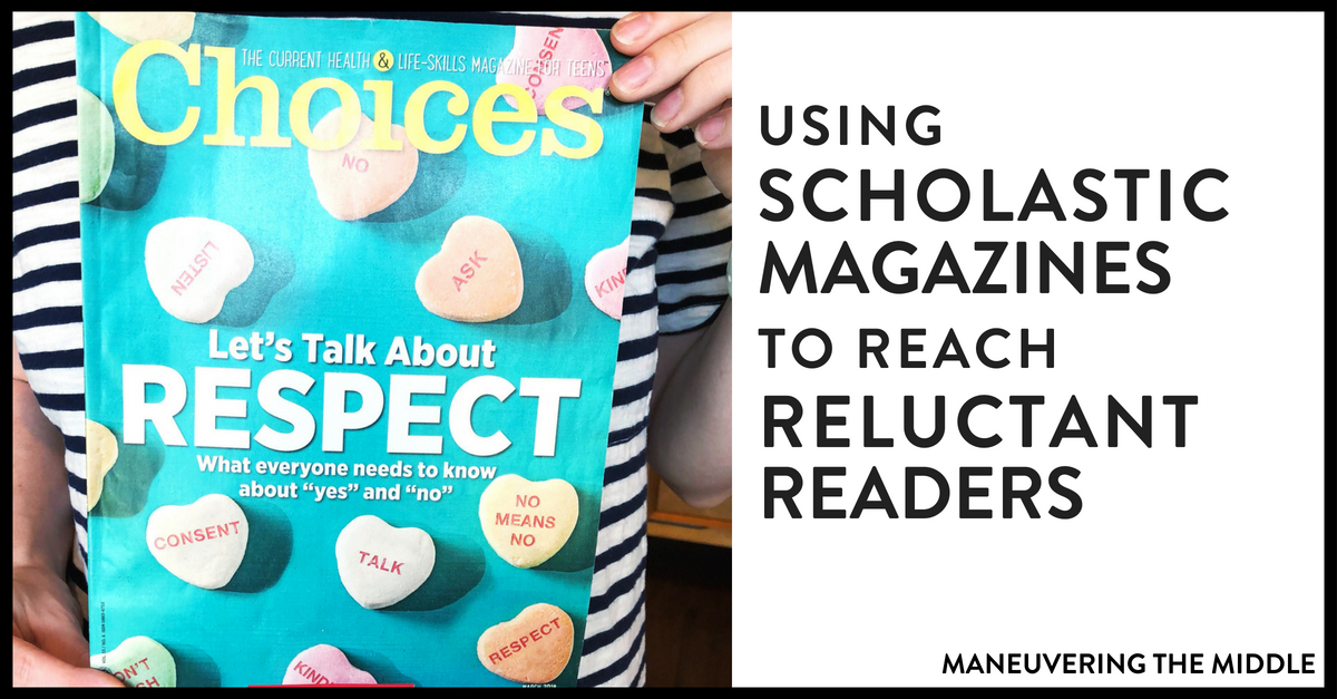 """We have all had reluctant readers. No matter the subject matter, these students are nervous to read aloud and if they're not being monitored, will stare at the same page just hoping to """"look"""" like they are reading."""
