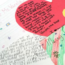 Heartfelt words on teacher appreciation from a parent's perspective. | maneuveringthemiddle.com