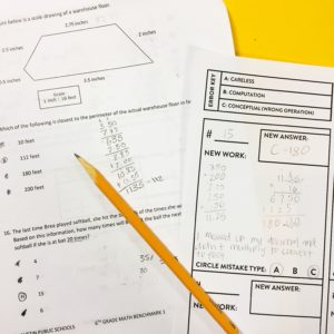 Using Test Corrections as a Tool for Mastery