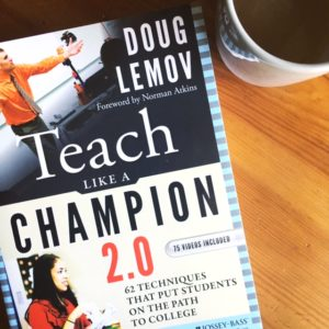 5 Classroom Management Books for Middle School
