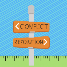 Conflict will arise in any classroom setting. The confidence to manage and teach conflict resolution between students is a tool that every teacher should have in their toolbox. | maneuveringthemiddle.com