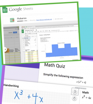 Using Google Forms in Math