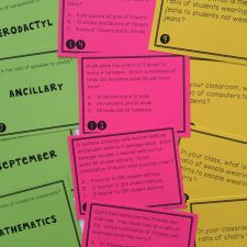 There seems to be no shortage of task cards out there as a resource for students and teachers. The question is how to incorporate these tools as meaningful and engaging work in your classroom. I have compiled a list of ideas how I have used task cards in the last year or how I have seen other teachers use task cards. | maneuveringthemiddle.com