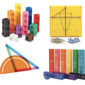 Essential Math Manipulatives