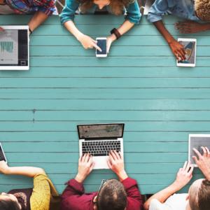 4 Components of Digital Citizenship
