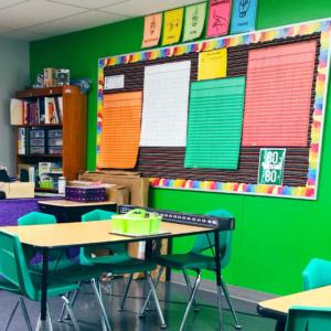 Classroom Ideas from an Experienced Teacher